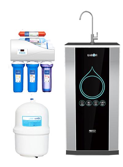 Máy lọc nước Karofi IRO 2.0  6 cấp lọc K6I tủ IQ