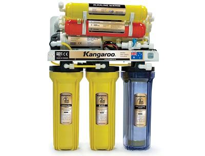 Máy Lọc Nước Kangaroo KG107 (Không tủ)