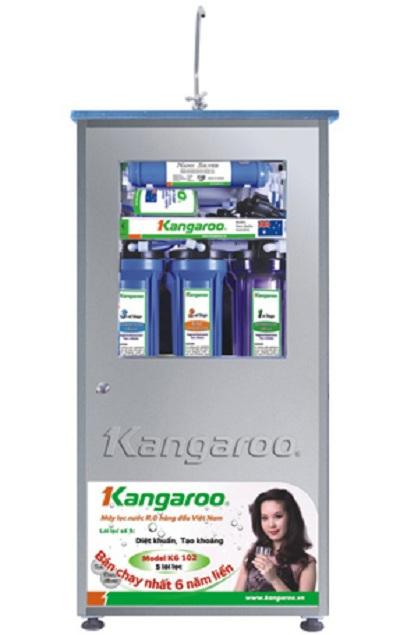 Máy Lọc Nước Kangaroo RO KG104 ( 7 lõi lọc)
