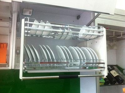 Kệ di động (đựng ly cốc, bát đĩa) MOBIADO KD-24CI-600