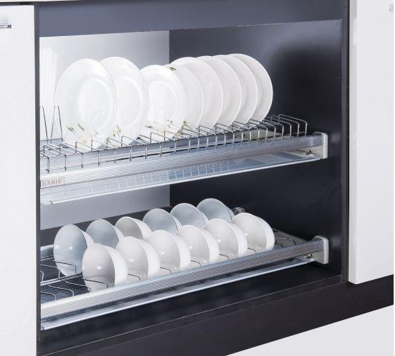 Giá bát đĩa tủ trên Garis BH04