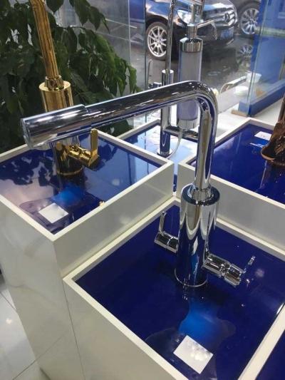 Vòi rửa bát  inox Kobesi KB 609