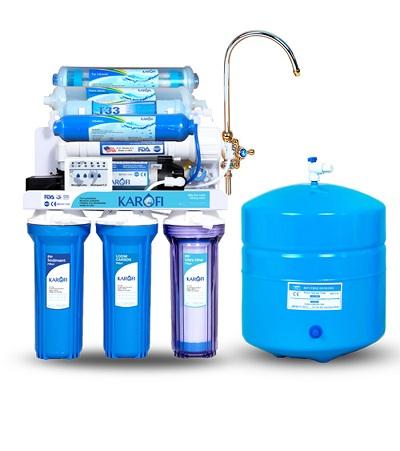 Máy lọc nước karofi  tiêu chuẩn 9 cấp lọc KT9