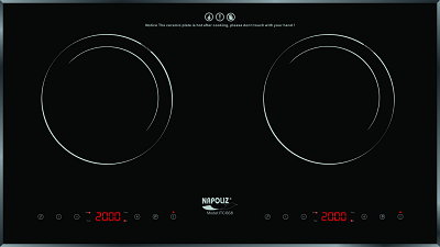 Bếp từ nhập khẩu Napoliz ITC668