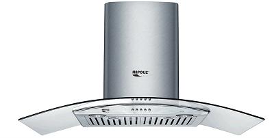 Máy hút mùi Napoliz NA090MC Novelty