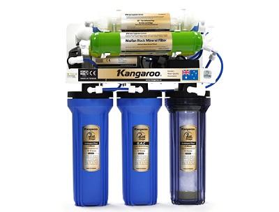 Máy Lọc Nước Kangaroo 9 lõi KG108UV (không tủ)