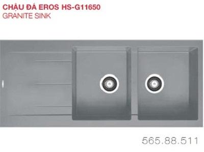 CHẬU RỬA BÁT ĐÁ HAFELE HS-G11650 (bỏ mẫu)