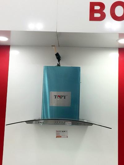 Hút mùi Topy TP-711R