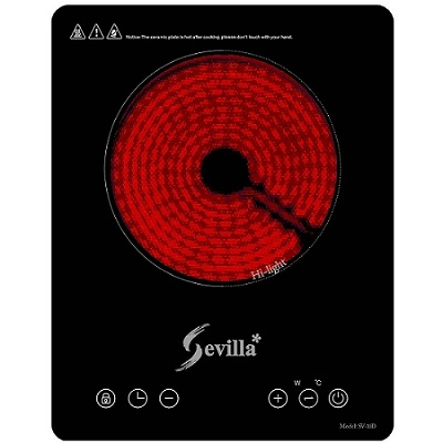 Bếp điện đơn SEVILLA SV 10D