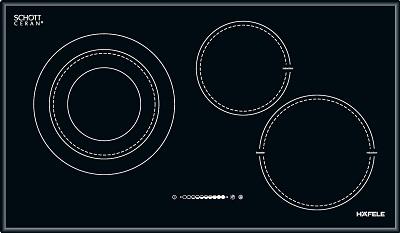 Bếp điện kết hợp từ Hafele HC-M773A