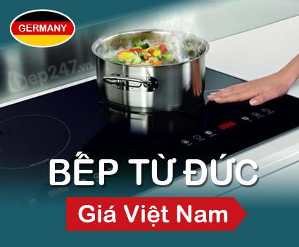 Khuyến mại bếp từ Đức