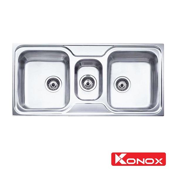 Chậu rửa bát Konox KS9848 1D