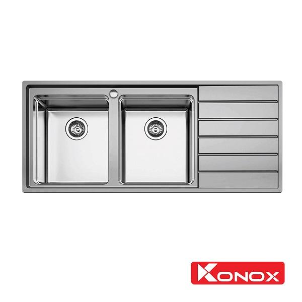 Chậu rửa bát Konox KS11650 2B