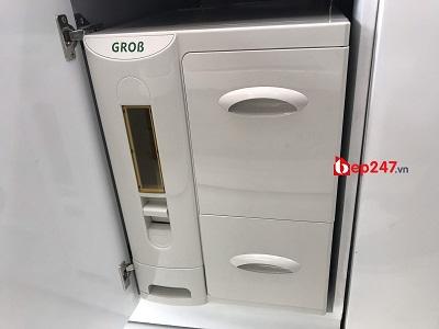 Thùng gạo âm tủ Grob RB45