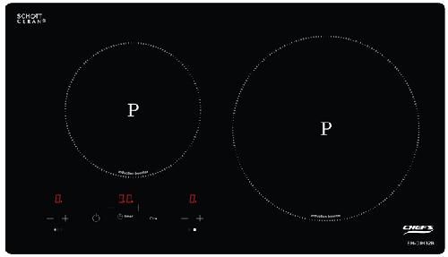 Bếp từ đôi Chefs EH-DIH32B