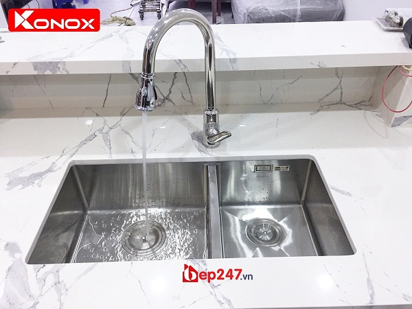 Chậu Rửa Bát Konox KN8144DU