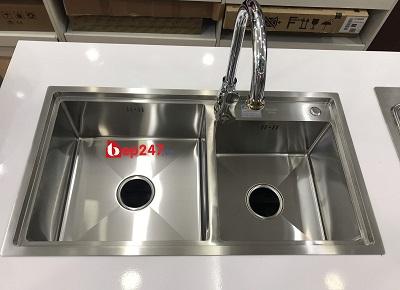 Chậu rửa bát Roslerer RL04 688L
