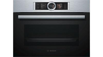 Lò Hấp Kết Hợp Nướng Bosch CSG656RS1