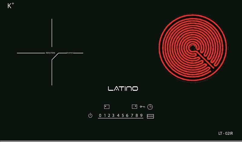 Bếp điện từ LATINO LT 02IR