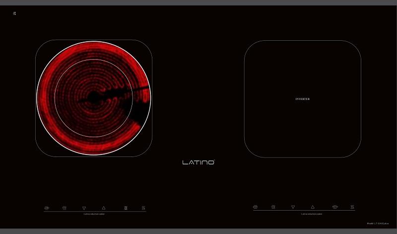 Bếp điện từ LATINO LT GH02 PLUS