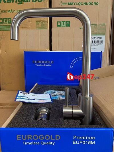 Vòi rửa bát Eurogold EUF015M