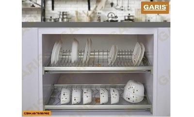 Giá bát đĩa cố định Garis GB04E