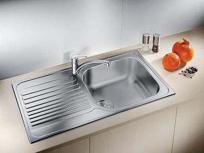 Chậu Rửa Bát Blanco Tipo 45S Compact 513442