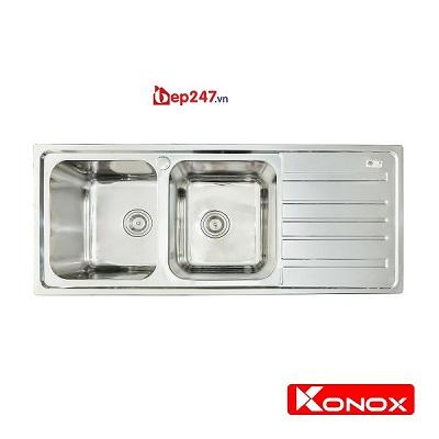 Chậu rửa bát Konox KS11650 1D
