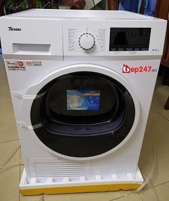 Máy sấy quần áo Texgio TGDC805